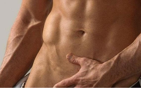 фото: эпиляция интимных зон у мужчин