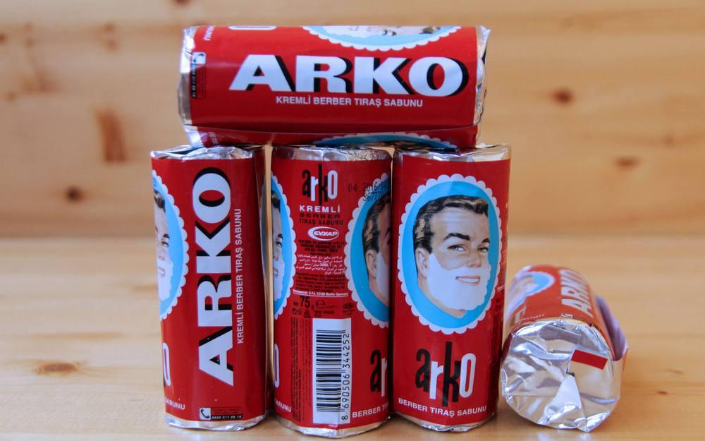 Фото: Мыло для бритья Arko