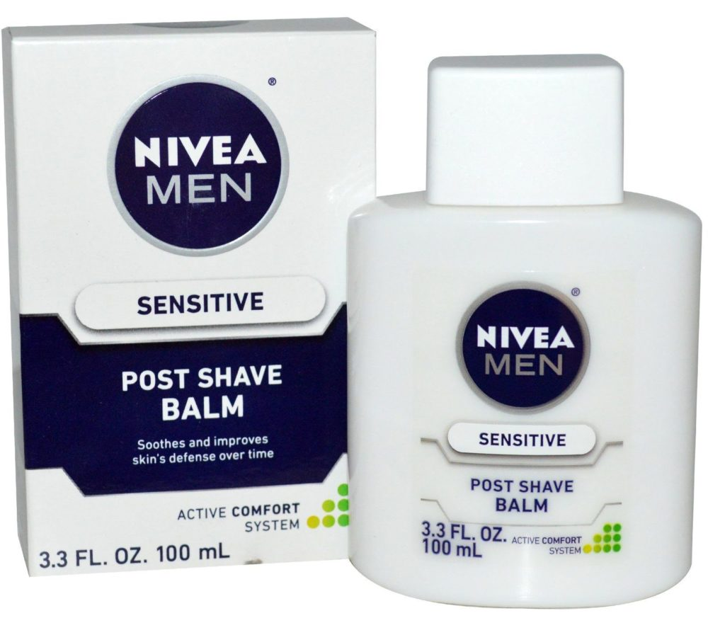 Фото: Бальзам после бритья Nivea Men Sensitive