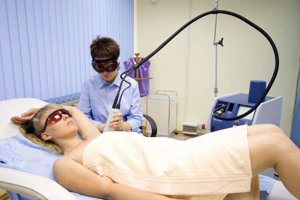 Фото: Эпиляция после консультации с врачом