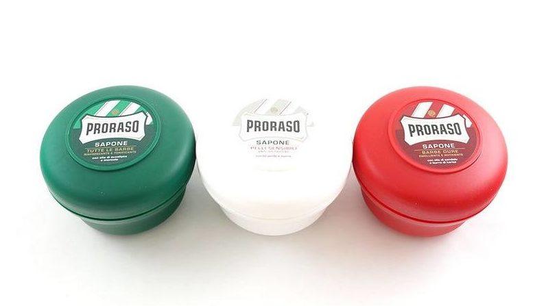 Фото: Мыло для бритья Proraso