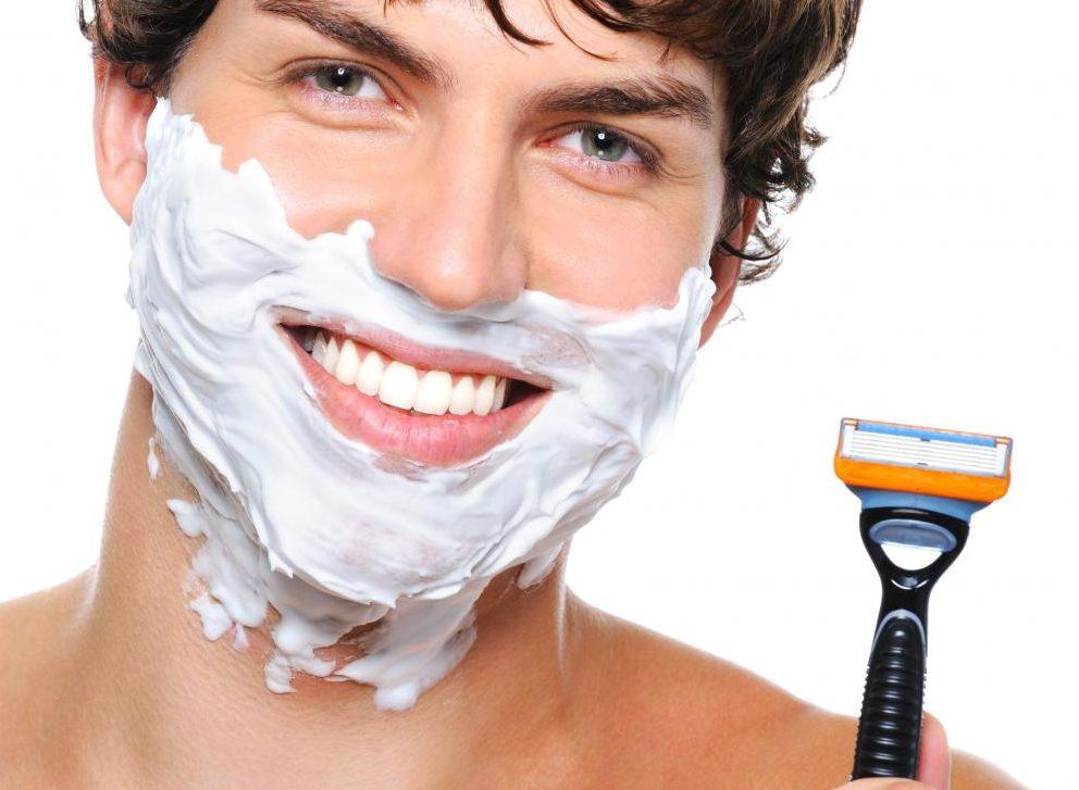 Фото: Пена для бритья