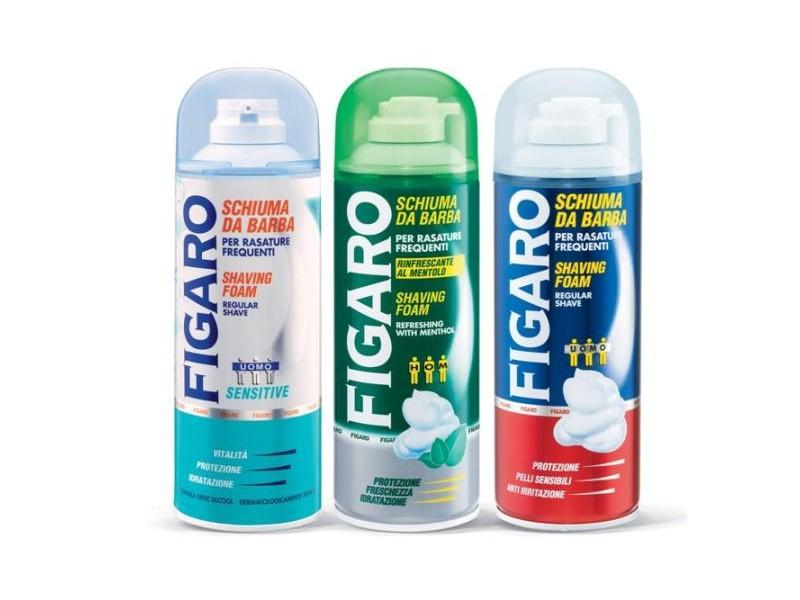 Фото: Пена для бритья Figaro