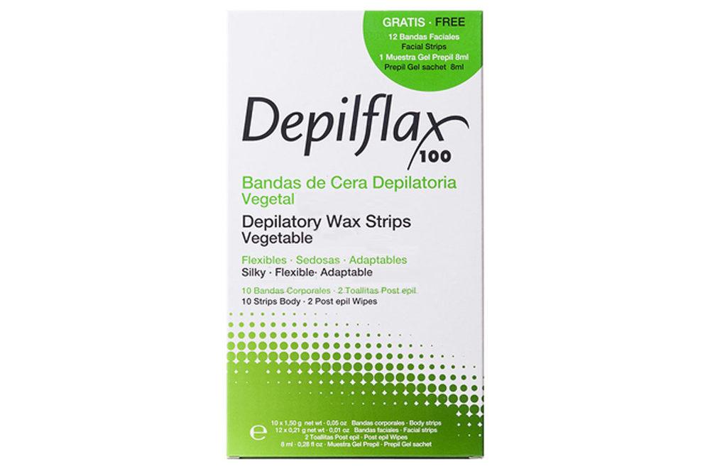 Фото: Экономная упаковка полосок для депиляции Depiflax