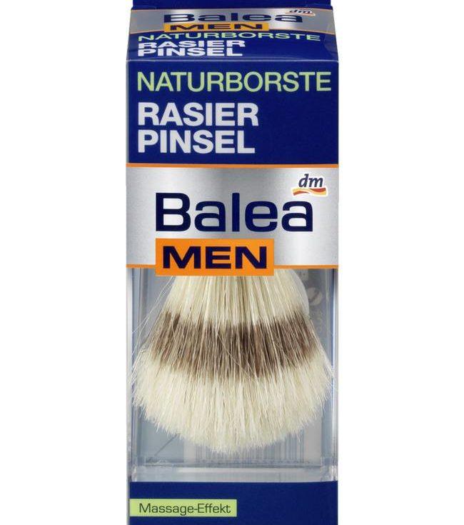 Фото: Помазок Balea men Professional Rasierpinsel