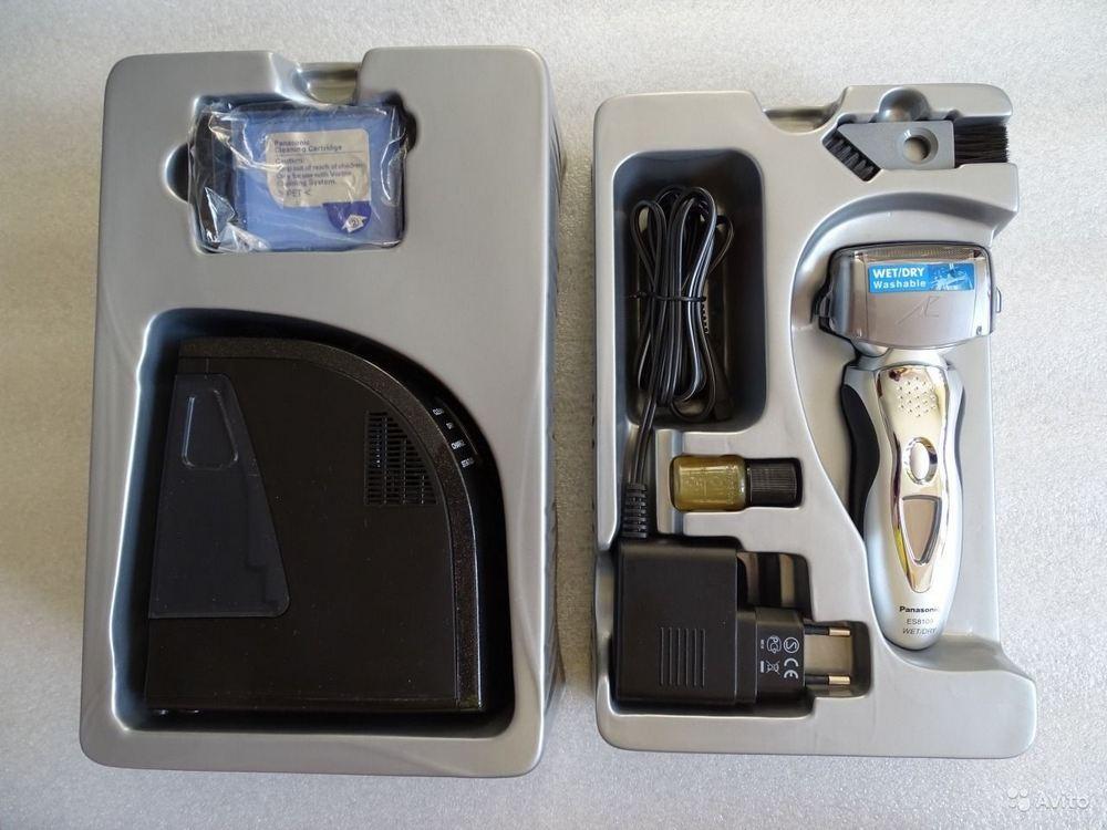 Фото: Сеточная бритва Panasonic ES 8109