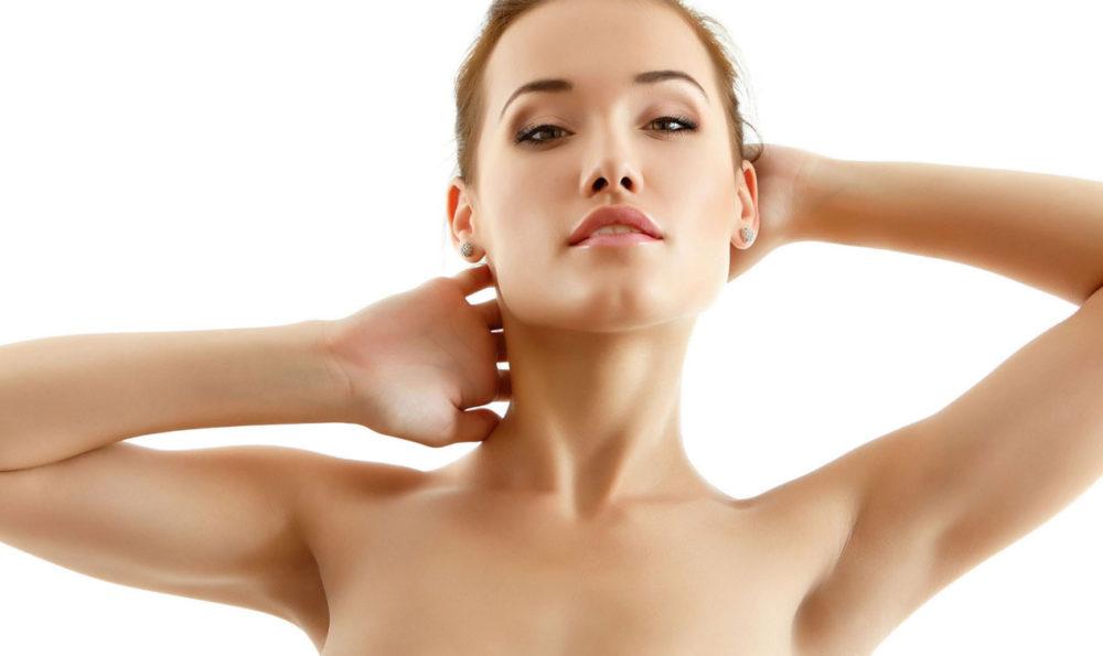 Фото: Удаление волос перекисью водорода на разных участках тела