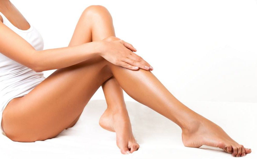 Фото: Удаление волос на ногах навсегда