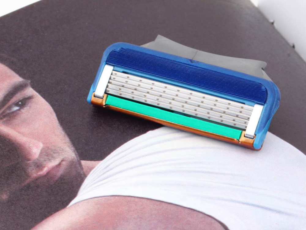 Фото: Как наточить лезвия для бритвы