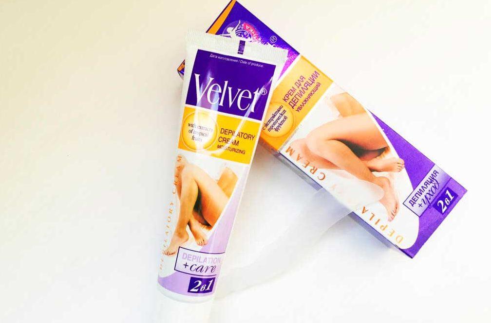 Фото: Крем-депилятор для удаления волос при беременности