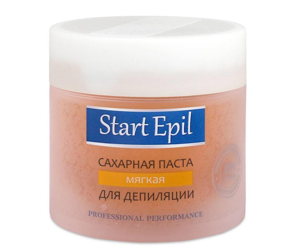 Фото: Мягкая паста для шугаринга Start Epil