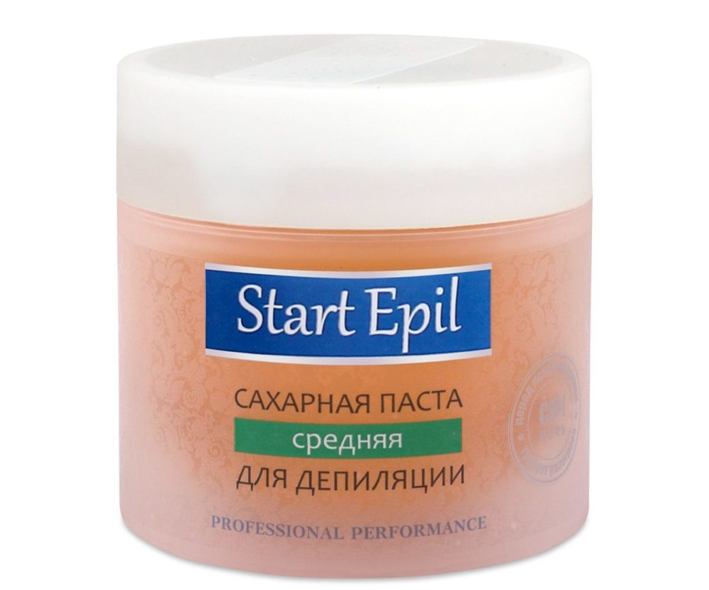 Фото: Средняя паста для шугаринга Start Epil