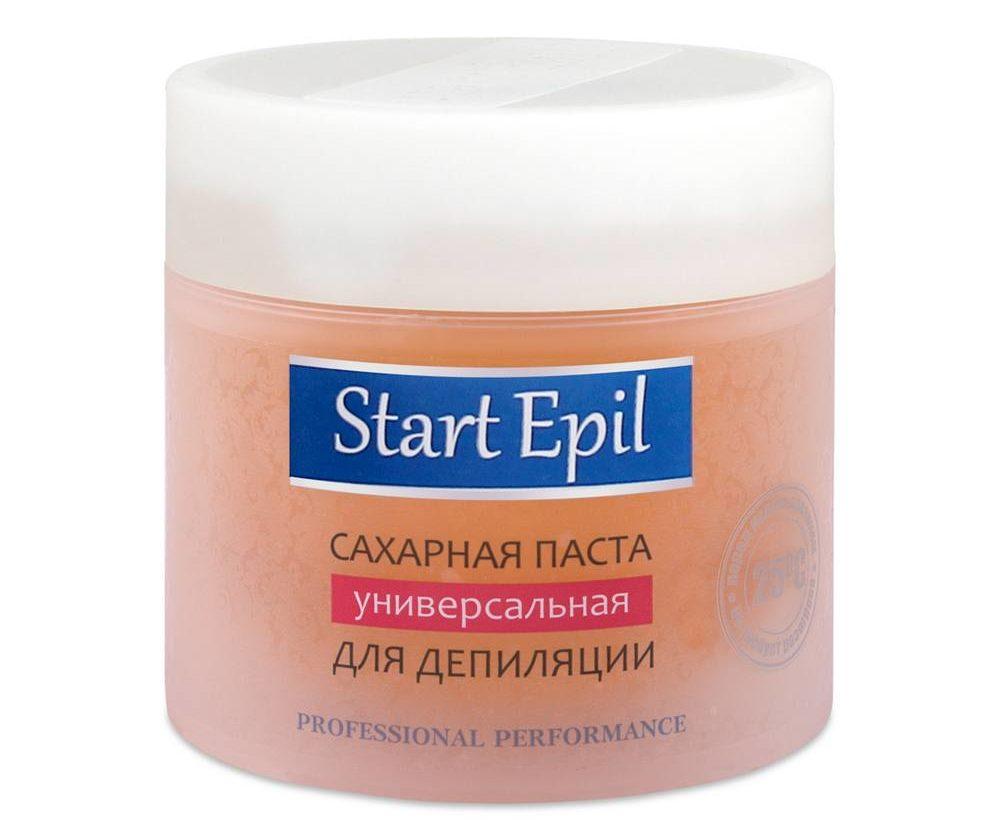 Фото: Универсальная паста для шугаринга Start Epil